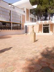 2014_03 Nice, France --1211 (R H Kamen) Tags: france art museum nice cotedazur riviera provence saintpauldevence alpesmaritimes fondationmaeght provencealpesctedazur rhkamen