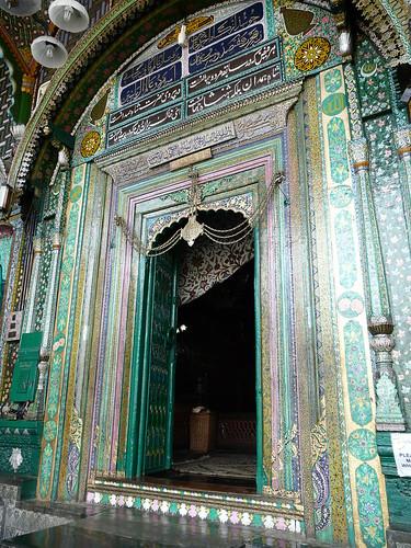 Mosque Door Way