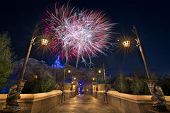 Be Our Guest - Wishes (WDW Photo Adventure) Tags: nightphotography nikon fireworks disney tokina disneyworld wishes waltdisneyworld themepark magickingdom beautyandthebeast fantasyland disneyresort beourguest nikonphotography d7100 newfantasyland tokina1116 disneyphotography disneyside themeparkphotography