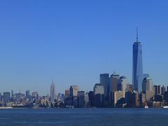 New York, NY Manhattan (army.arch) Tags: nyc newyorkcity ny newyork skyline downtown skyscrapers manhattan worldtradecenter empirestatebuilding lowermanhattan oneworldtradecenter