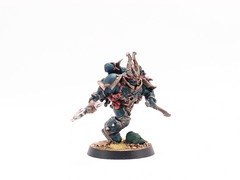 Alpha Legion - Axel - 30 (T'as pas dix ds ?) Tags: chaos lord warhammer40000 gamesworkshop alphalegion chaosspacemarine