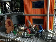 Future Junk, Cyber Junk (willgalb) Tags: junk lego technique cyberpunk moc bb8