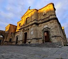 Cattedrale Squillace Cz (Arcieri Saverio) Tags: italy landscapes nikon italia sigma historic cz 1020mm sud catanzaro cattedrale storia squillace d5100