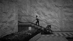 Up (cohenvandervelde) Tags: street camera shadow blackandwhite bw monochrome 35mm canon photo blackwhite flickr bokeh border streetphotography australia scout explore creativecommons cowes primelens 550d apsc depthfield flickriver cropsensor worldstreetphotography 365project2016 cohenvandervelde