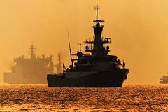 359-KRI-Usman-Harun_IMG_1937 (Bala Vignesh Medha) Tags: kri marine review navy international fleet bae naval eastern corvette command indonesian usman vizag harun 2016 f2000 vishak vishakapatinam