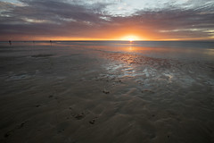 WA Coral Bay - Sunset - 4212