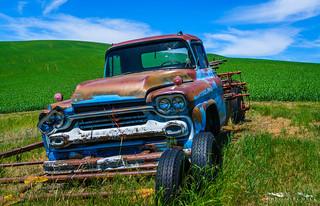 Chevrolet - Whitman County, Washington
