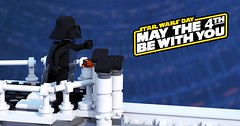 I Am Your Father - Star Wars - Lego Ideas (szabomate90) Tags: city light cloud star starwars force lego luke darth saber jedi duel wars vader darthvader lukeskywalker darkside empirestrikesback skywalker episodev bespin cloudcity iamyourfather lightside episode5