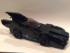 The Batmobile, version 3.0 (njgiants73) Tags: city robin comics dc lego batman knight batgirl superheroes gotham batmobile asylum origins nightwing arkham