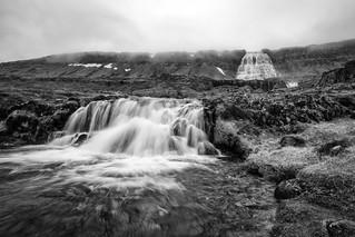 Dynjandi Waterfalls - Iceland's Westfjords