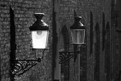 Belfort, Bruges (s_maclately) Tags: travel bruges spiegelung flandern brgge