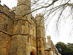 Battle Abbey (Digidoc2) Tags: uk trees sky building abbey stone architecture kent battle battleabbey