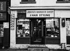 Same As It Ever Was (Still The Oldie) Tags: toronto ontario canada barbershop barber bloorstreet torontoistcom nowmagazine blogtocom nikoncoolpixp6000 torontolifecom johnsbarbershophairstyling