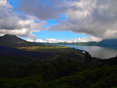 P2215781 (lnewman333) Tags: bali clouds indonesia landscape volcano scenery southeastasia cloudy lakebatur danaubatur kintamani mountbatur kalderabatur