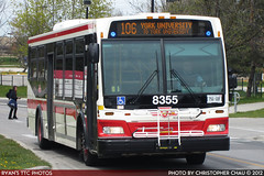 8355_20120428_IMG_1757 (R. Flores) Tags: new toronto bus buses america diesel ttc north next transit orion ng commission generation vii industries daimler epa 2010 07501