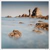 El otro lado del Silencio (Roberto Graña) Tags: longexposure sea seascape marina mar asturias playa paisaje cudillero largaexposicion playadelsilencio gavieru