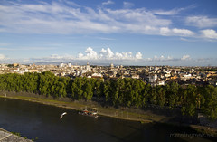 """Castel Sant'Angelo, Roma • <a style=""""font-size:0.8em;"""" href=""""http://www.flickr.com/photos/89679026@N00/7098480945/"""" target=""""_blank"""">View on Flickr</a>"""