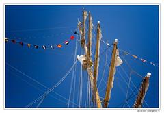 BAE Guayas Mast Detail (evangelos K) Tags: water louisiana ship neworleans mississippiriver mast tallship naval equador navyweek baeguayas