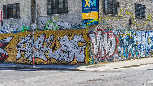 Dublin Street Art (Windmill Lane)
