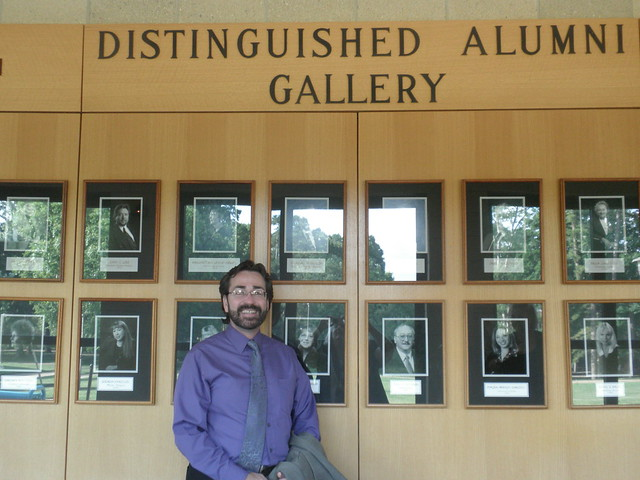 Dr. Paul Clements (B.S.N. Wilmington University) was inducted into the Cumberland County College Distinguished Alumni Gallery.