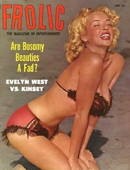 fad? (Mr. Wilson's Rules) Tags: beach legs makeup bikini blond blonde lipstick cleavage swimsuit pinup busty stacked covergirl shapely buxom gams 38d