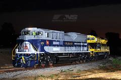Wabash heritage unit (Norfolk Southern) Tags: railroad technology jobs trains transportation locomotive locomotives