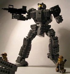 "ZODIAC Corp GM-X ""Jesta"" Prototype (graybandit2000) Tags: lego gundam mecha mobilesuit legomecha legogundam legomobilesuit"