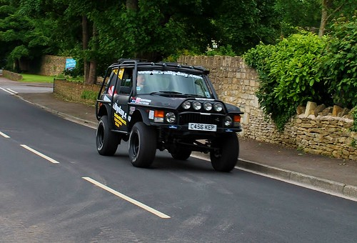 Range Rover 4x4 Rally Cross