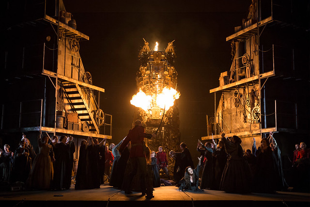 Les Troyens, The Royal Opera © ROH/Bill Cooper, 2012