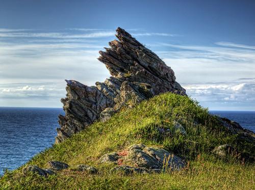 My Favourite rock on Alderney :)