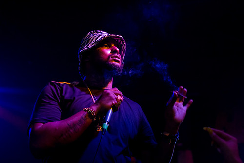 Schoolboy Q & Thirsty Fan by PlayMikePlay, on Flickr