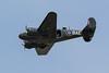 Beech C-45 Expeditor (Norman Graf) Tags: canada plane airplane aircraft wwii cargo beechcraft bae beech warbird c45 expeditor beech18 hamiltonairshow cgzce