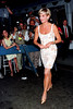 Princess Diana leaves Christie's Auction House where her dresses were auctioned for charity. Mandatory Credit: WENN.com