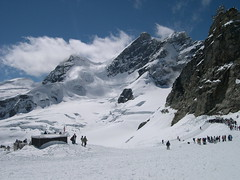 Cool Colours - The August Snows of Jungfraujoch (Pushapoze (MASA)) Tags: suisse switzerland
