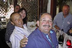 Rick, Jane, Steve, Greg and Tommy (oceanknitter) Tags: festa 2012 dito savelli