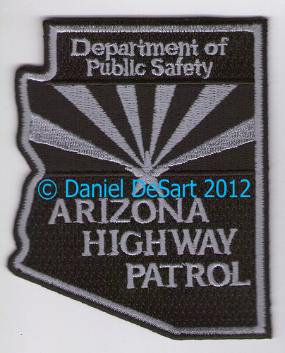 Arizona Department of Public Safety (Highway Patrol Subdued)