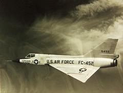 Convair , F-106, Delta Dart (San Diego Air & Space Museum Archives) Tags: airplane aircraft aviation deltawing usaf usairforce militaryaviation pw convair prattwhitney unitedstatesairforce f106 deltadart f106a 56452 j75 f106adeltadart convairf106adeltadart convairf106deltadart f106deltadart convairf106 convairf106a prattwhitneyj75 convairdeltadart pwj75 j75p17