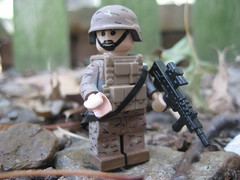 Brickarmy British L85A2 Rifle Review (Da-Puma) Tags: