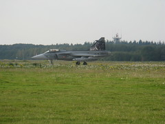 9245 Saab JAS39 Gripen - Czech Air Force (graham19492000) Tags: volkel tigermeet gripen 9245 czechairforce saabjas39gripen czechaf