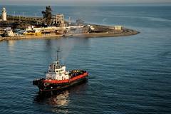042010-527F (kzzzkc) Tags: georgia harbor nikon tugboat d200 blacksea batumi 2010cruise