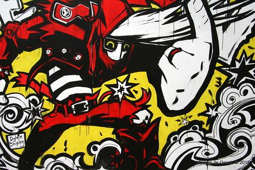 Graffiti by Dylan Shipley
