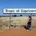 Claire at the Tropic of Capricorn