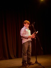 Write On! Writing Squad Showcase at the Ledbury Poetry Festival, July 2012 (WritingWestMidlands) Tags: people festival children poetry young ledbury creativewriting youngwriters creativewritingforchildrenandyoungpeople