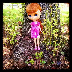 16/52  - Talia Enjoys Nature