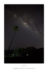 ... /  \ ... (liewwk - www.liewwkphoto.com) Tags: our light bali home canon way indonesia star solar nightscape earth band