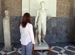 Polykleitos, Doryphoros with Beth