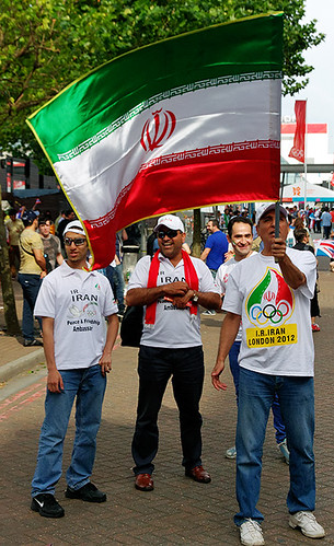 Iranian fans