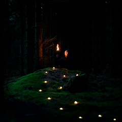 Lights will guide you home I 45:52 I (Collab project) (Lloyd Revald) Tags: light green home nature fix way denmark lights photo amazing coldplay you no flames your will lloyd guide through find own revald