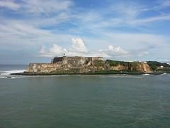 Castillo San Felipe del Morro (sergio_leenen) Tags: cruise shop puerto san day juan cloudy memories rico msmc 2012 malt