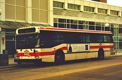 Toronto Transit Commission New Flyer D40 6463 (bradley.obrien) Tags: bus flyer ttc transit torontotransit newflyer bradobrien